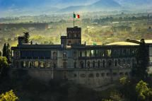 Must-Visit Museums in Mexico City's Chapultepec Park: Museo Nacional de Historia (National History Museum)
