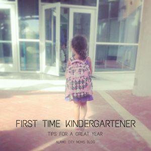 Back to School: First Time Kindergartener Tips | Alamo City Moms Blog {www.CityMomsBlog.com}