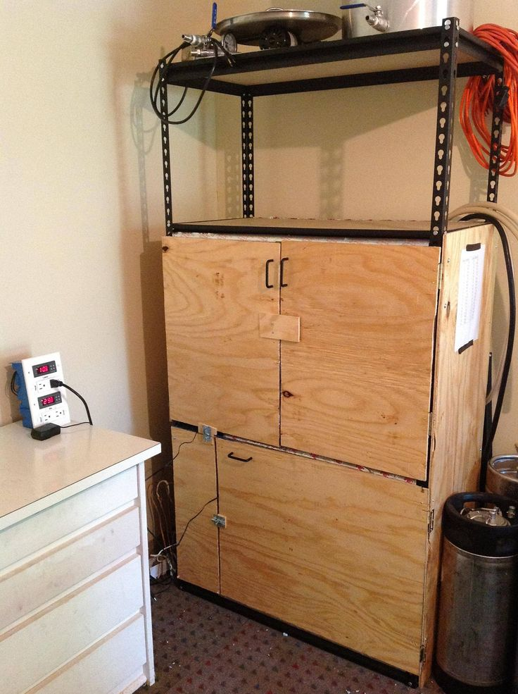 Looking to build your own #homebrewing #fermentation chamber? This looks really awesome - check it out!