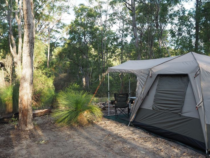 Bush Camping Murphys Creek Escape