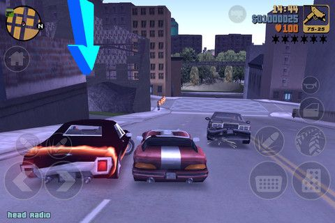 Grand Theft Auto!