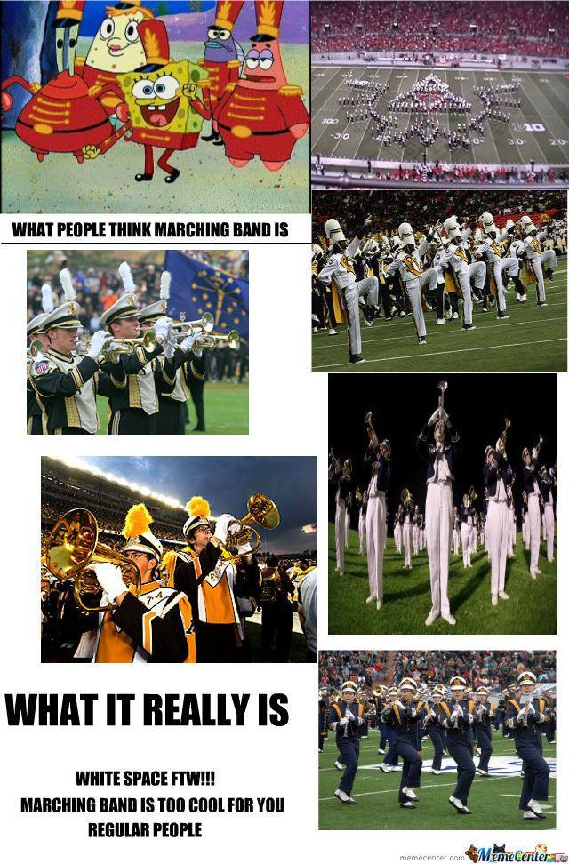 Spongebob Marching Band Meme