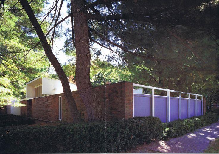 Josep Lluis Sert > Sert House   HIC Arquitectura
