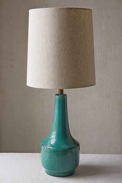 Boho Nursery Table Lamp