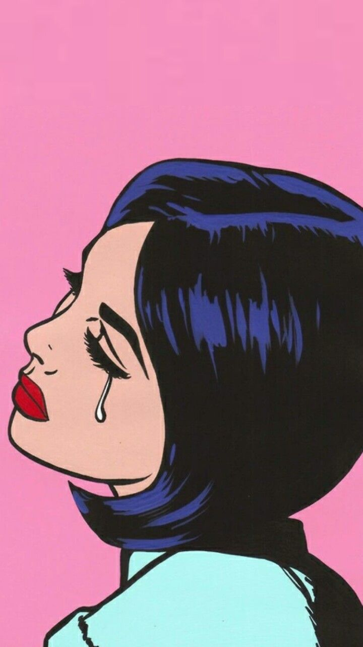 1000 ideas about hipster iphone wallpapers on pinterest - Cartoon girl wallpaper ...