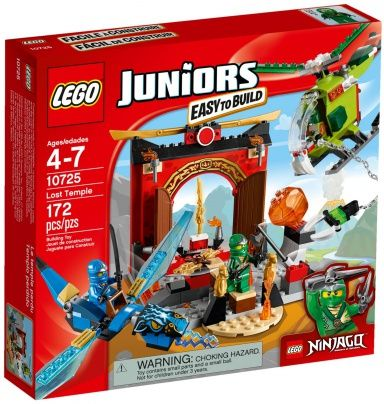 Buy LEGO NINJAGO JUNIOR Lost Temple NEW RELEASE 2016 for R729.00