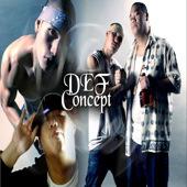 DEF CONCEPT The Album (2004)     Jae Spillz & Kenjhons