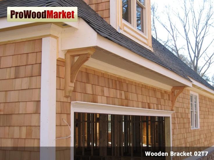 Wooden Bracket 02T7   Products I Love   Pinterest   Exterior ...