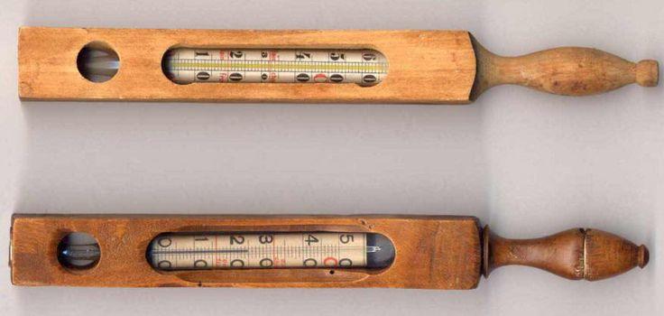 Storia Nursing Cura dell'Ammalato, Histoire des soins infirmiers, History of nursing -  Termometri da bagno- Thermomètres pour bains - Bath thermometers