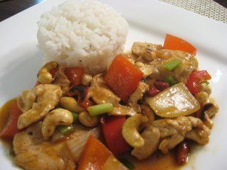 Authentic Thai Cashew Chicken. I have been looking everywhere for this recipe. Don't let me down.