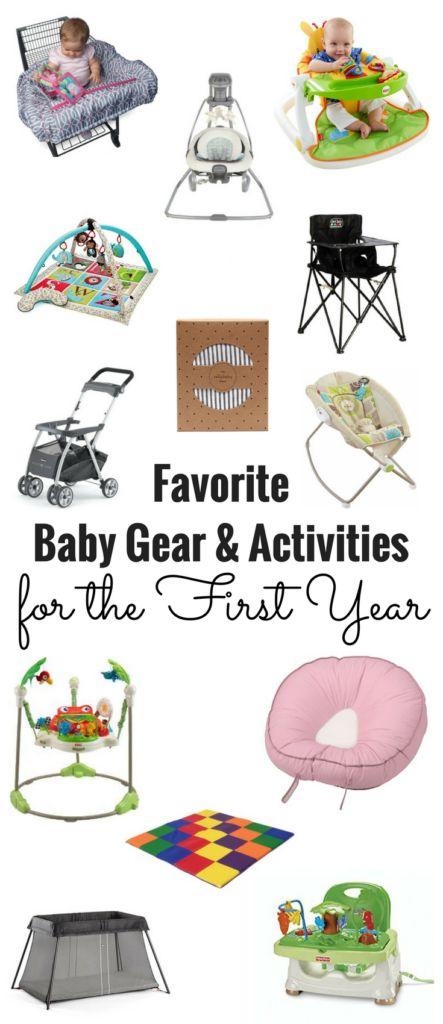 Favorite Baby Gear