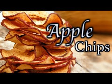 Apple Chips | Without Dehydrator 🍎 Easy