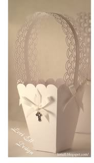 Lori Ell: Favors for First Holy Communion