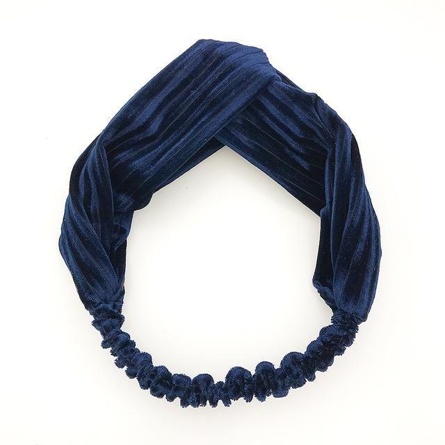 Monrocco Hohl Knoten Stirnband Haarband Kopfbedeckung Turban Haarreif Haarschmuc...