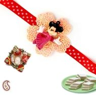 A1Rakhi.com: Browse Our Latest Kids Rakhi and Buy Online Kids Rakhis, Send  Kids Rakhi to India, Rakhi for Children, Raksha Bandhan 2013, Kids Rakhi with Chocolates, All Kids Rakhi such as Doraemon Rakhi, Mickey Mouse, Teddy Rakhi Online Gifts Shopping 2013