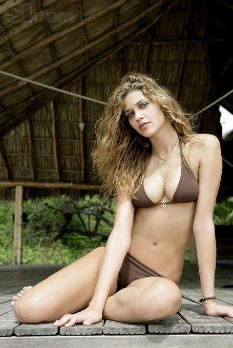 Ana Beatriz Barros - Sports Illustrated Swimsuit 2008 Location: San Juan del Sur, Nicaragua, Nicaragua Photographed by: Paulo Sutch