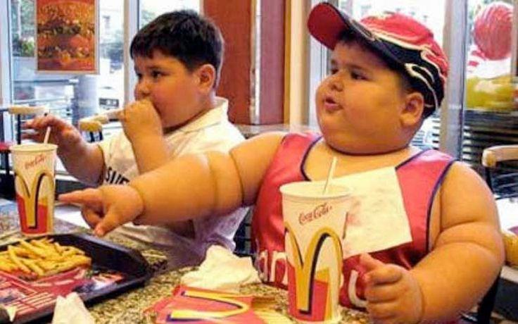 Bila di Indonesia gemuk dianggap sebagai lambang kemakmuran, tidak sama halnya dengan di Amerika.