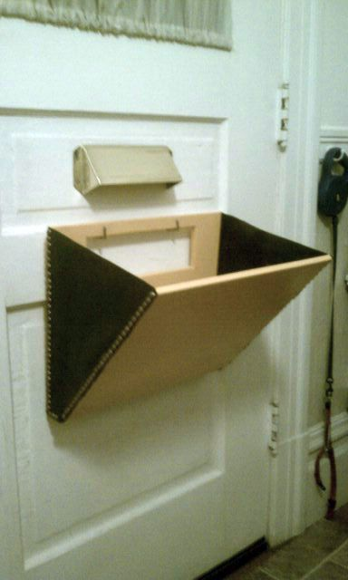 19 Best Images About Mail Slot Mail Catchers On Pinterest