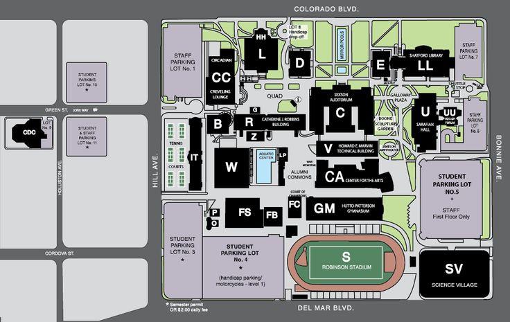 Pasadena City College - Bandfest location