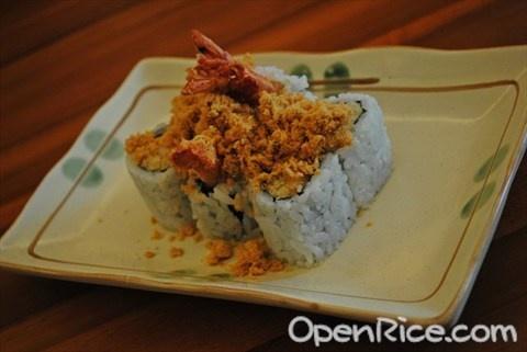 Aburi Mozarella Roll, see more at id.openrice.com