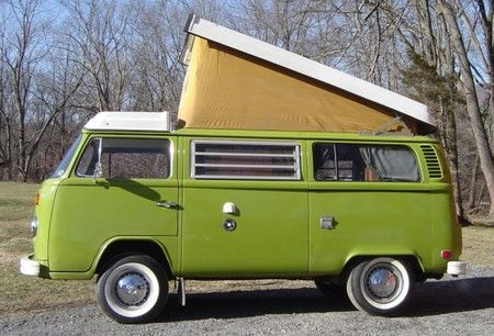 hemmings find of the day 1976 vw westfalia volkswagen. Black Bedroom Furniture Sets. Home Design Ideas