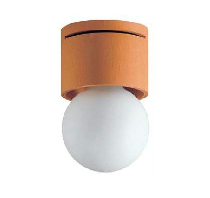DOMUS 木製シーリングライトTONDOLO Ceiling  空間にすっきりなじむシンプル・コンパクトなデザインで、廊下・バスルームなどの小空間におすすめです。 こちらの商品はブラケットとしても使用出来ます。