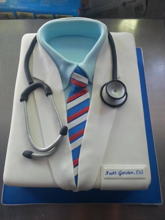Birthday Cakes Pictures For Doctors : doctor cake Cool Cakes Pinterest Cakes, Doctor cake ...