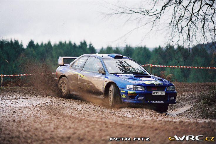 Subaru Impreza WRC - Burns