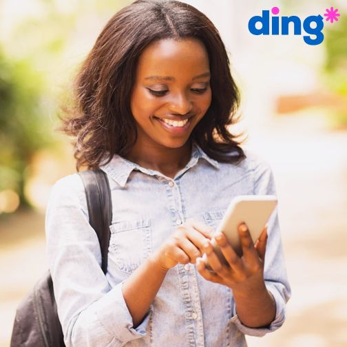 From Jamaica to Bangladesh...You can top-up over 130 countries with Ding!
