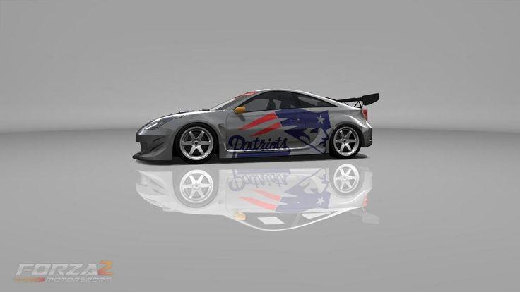 new england  patriots truck | Forzamotorsport.net Forums - New England Patriots car (Work in ...
