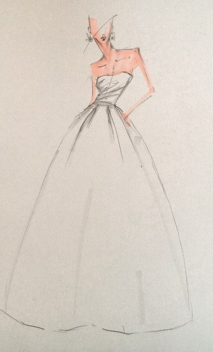Paige; Spring 2013: Wedding Dresses, Bridal Bliss, Gorgeous Gowns, Wedding Gowns, Spring 2013, Fashion Illustrations, Designer S Diary