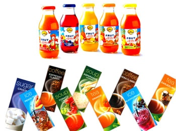 Label Printing - Labels for Food Packaging, Product Labels, Water Bottle Labels, Wine Bottle Labels and more.