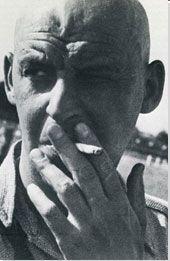 Photo of Alexander Rodchenko