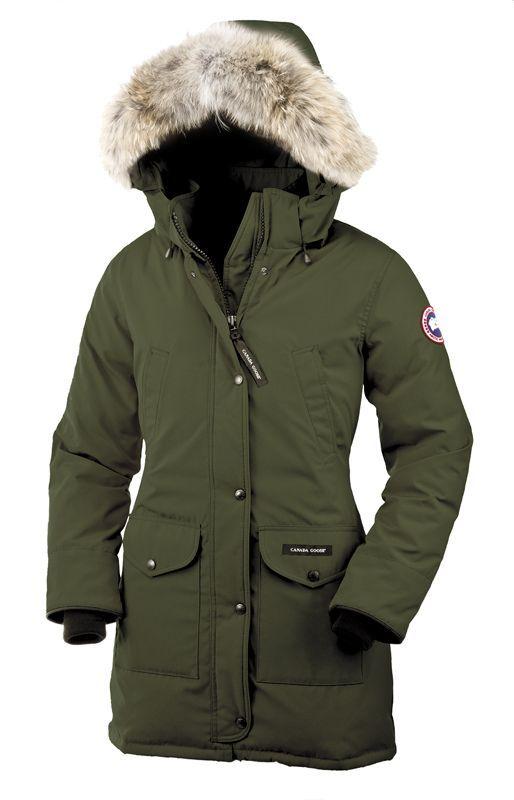 Canada Goose Trillium parka - my next winter jacket