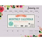Buy Tf Publishing 2018 Floral Mini Desk Blotter (18-8514) at Staples' low price, or read our customer reviews to learn more now.