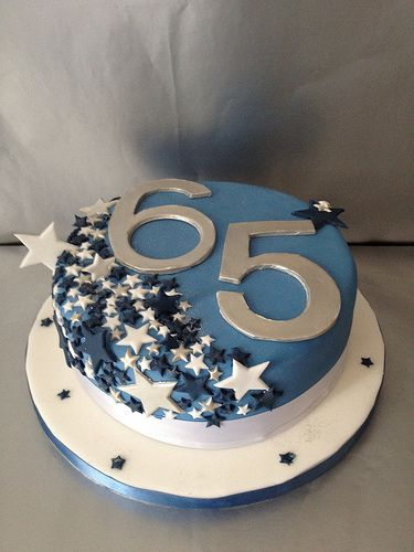 65th Birthday Cakes 65th Birthday And Cake Ideas On Pinterest