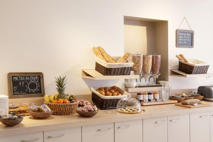 Best Western Hotel Gap (Maranatha Hotels) - Buffet petit déjeuner | Buffet breakfast