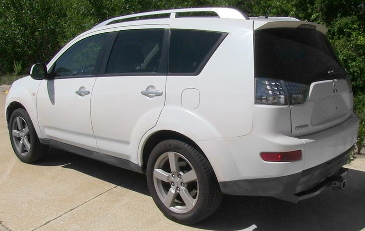 Awesome 07 Mitsubishi Outlander Price