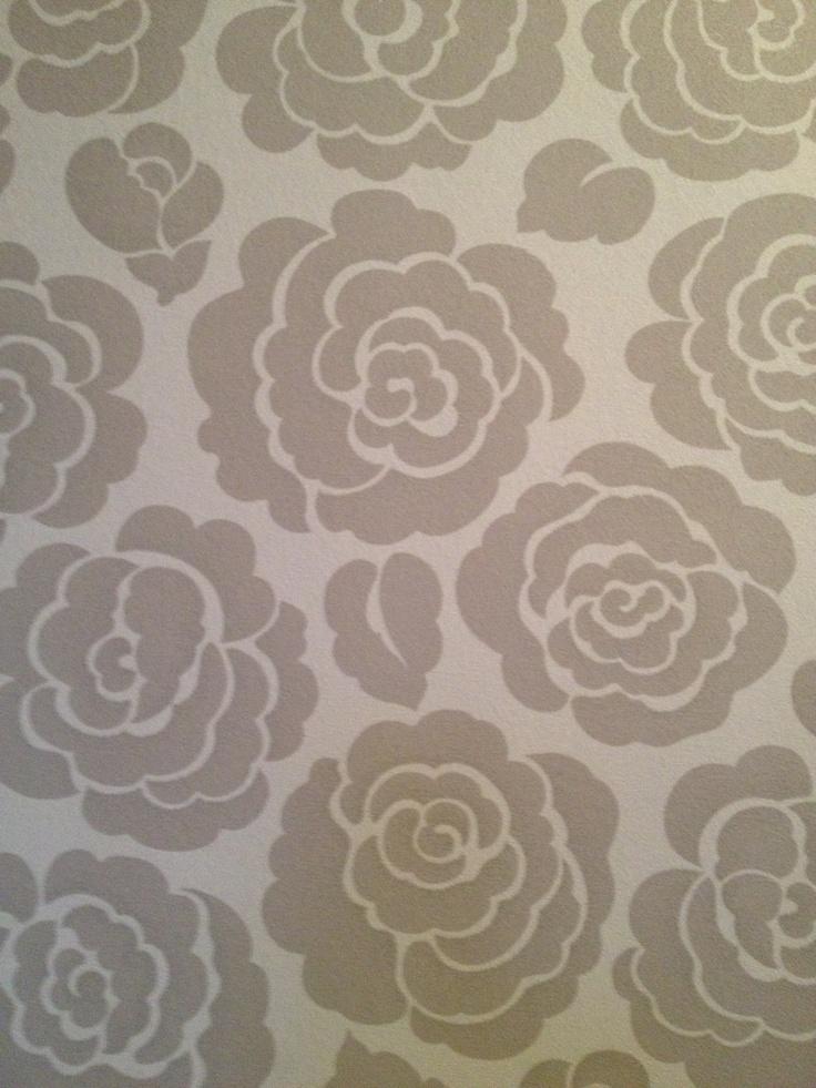 Papel mural flores