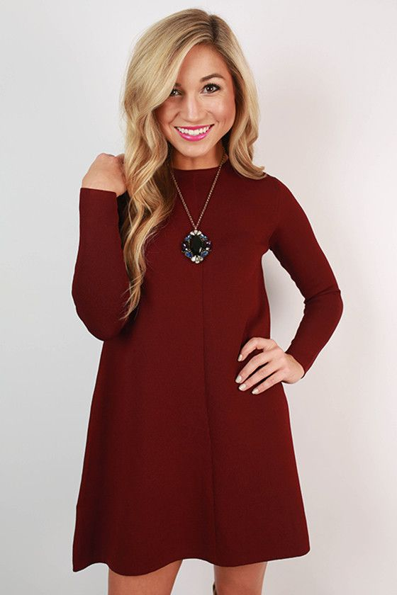 This shift dress is the perfect silhouette to wear again and again!