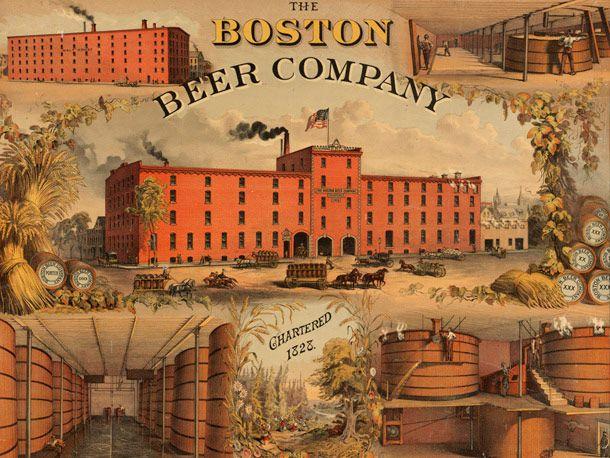 History of Boston Beer Company