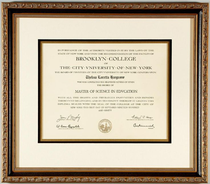 12 best Award Frames, Certificate Frames, and Diploma Frames ...