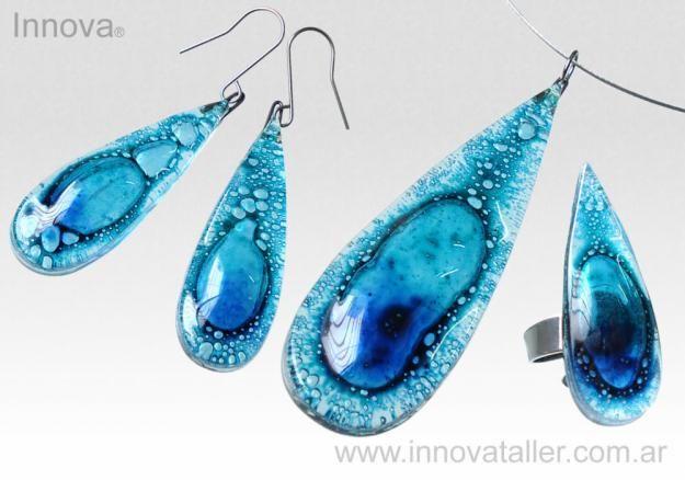 Fotos de  Bisuteria y joyeria artesanal ventas mayoristas  Innova Vitrofusion