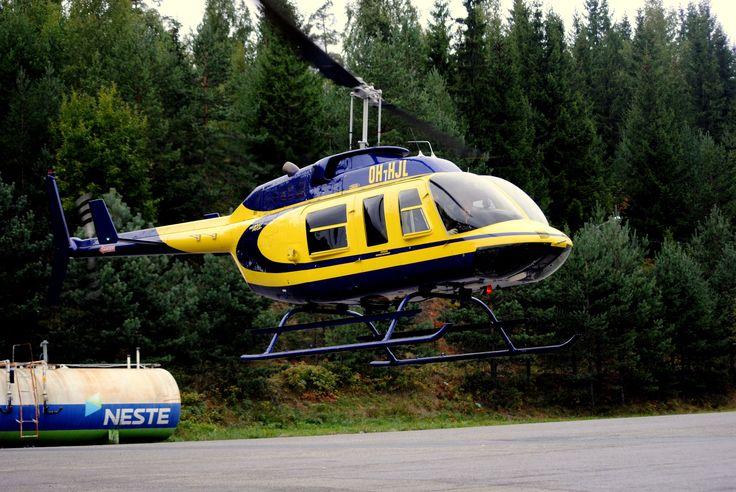 Bell 206 Longranger