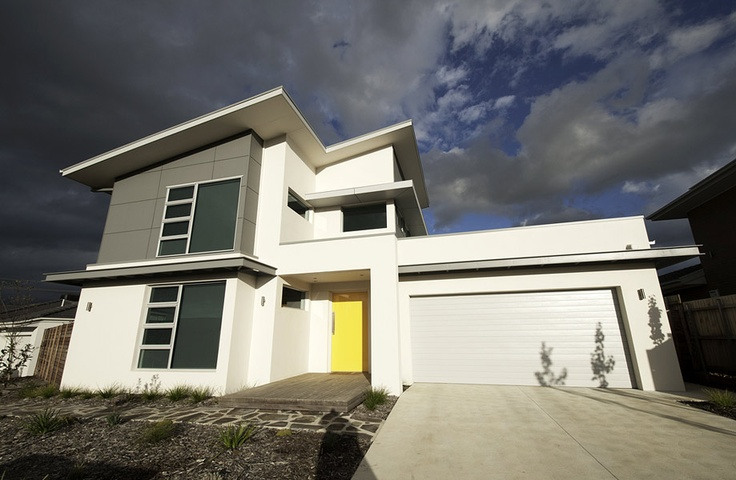Classic Constructions Home Designs: Grace - Facade Option. Visit www.localbuilders.com.au to find your ideal home design in Australian Capitol Territory