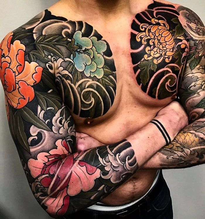 125 Best Japanese Tattoos For Men Cool Designs Ideas Meanings 2020 In 2020 Japanese Tattoos For Men Japanese Tattoo Designs Japanese Tattoo