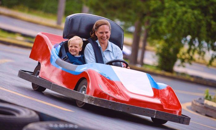 38% Off @ Go-Kart Track - Bladensburg, MD   Groupon