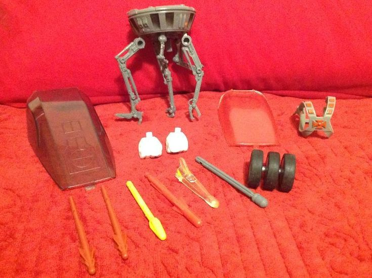 Star Wars Transformers GI Joe Power Rangers Action Figure Replacement Parts #Unbranded