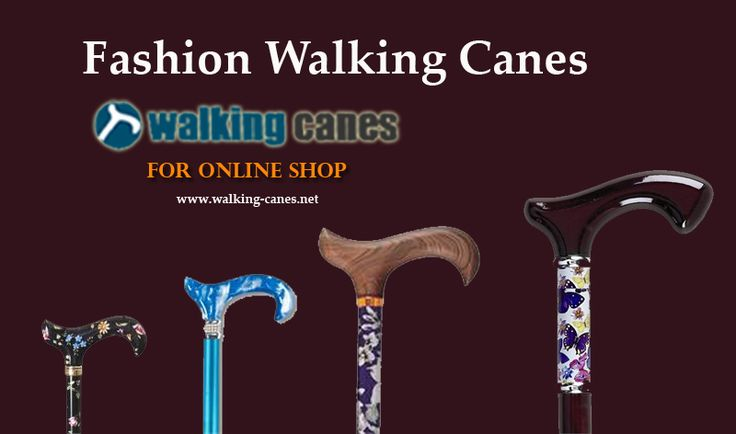 Exploring the Fashion Cane Marketplace for a long time, walking canes. More popular fashion cane options for women includes canes for luncheons, evening parties, and those with an elegant gold or silver coated collar.