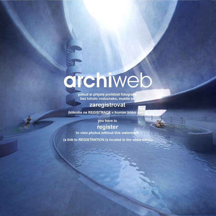 archiweb.cz - Plavecký bazén - Písek / Písek - City pool